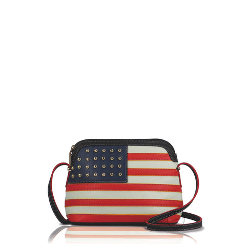 HDA-58-US - United States Flag Shoulder Bag