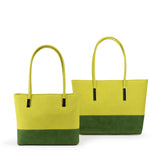 GS0037 - Two Toned 2 Set Lime -  Yellow & Green