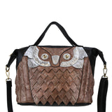 HAM9281 - Darling's Owl Style Shoulder Bag - 3 Colors