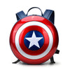 HAM9766 - Captain Shield Backpack - Medium - Blue