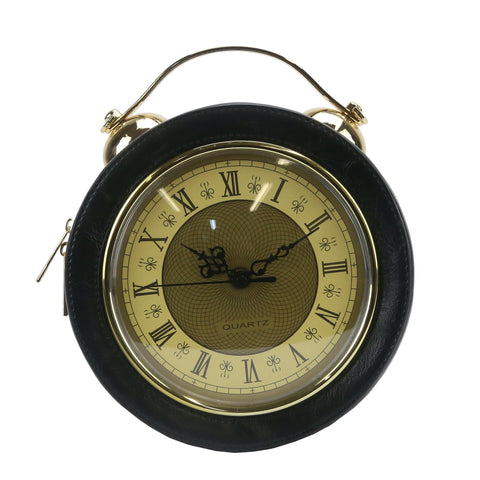 HAM-9346 - Real Clock - Alarm Design Handbag