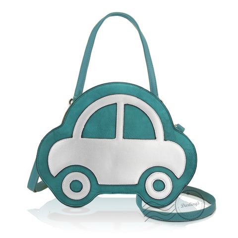 HDA-6035 - Car Handbag - 5 Colors