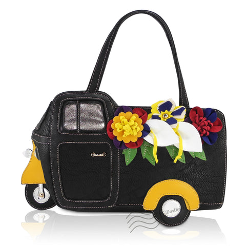 HDA6281 - Autorick Handbag - Black