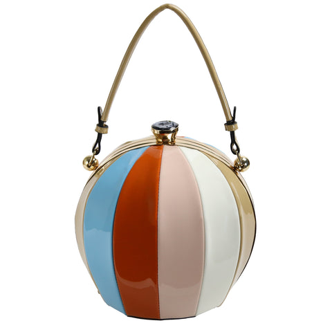 HDA6715 - Balloon Handbag - 3 Colors