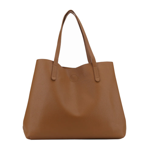 HY-737 - Made Simple Tote + Pouch - 4 Colors