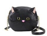 HAM-9869 - Luna Cat Crossbody - 3 Colors