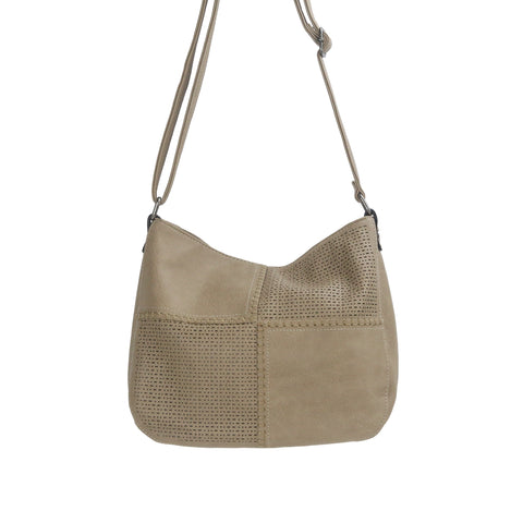 YD-6008 - Darling Hobo Style Shoulder Bag - 5 Colors