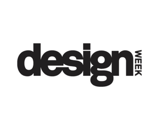 Design week logo and link to workey key turner article