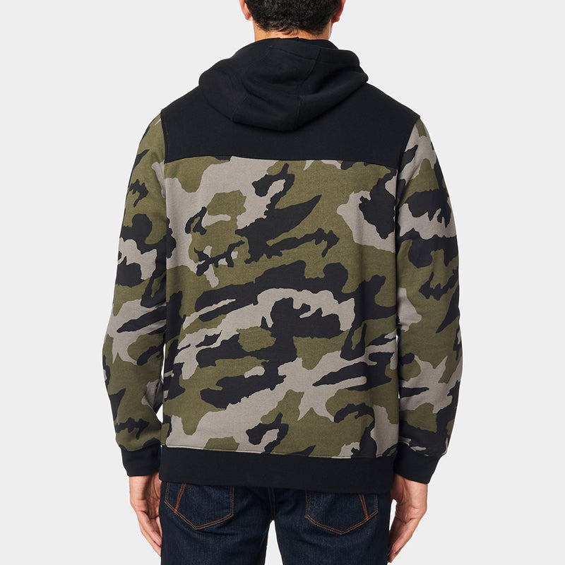 Street Legal Camo Pullover Fleece
