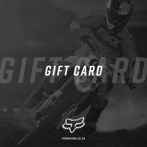 Gift Card - Fox Racing South Africa