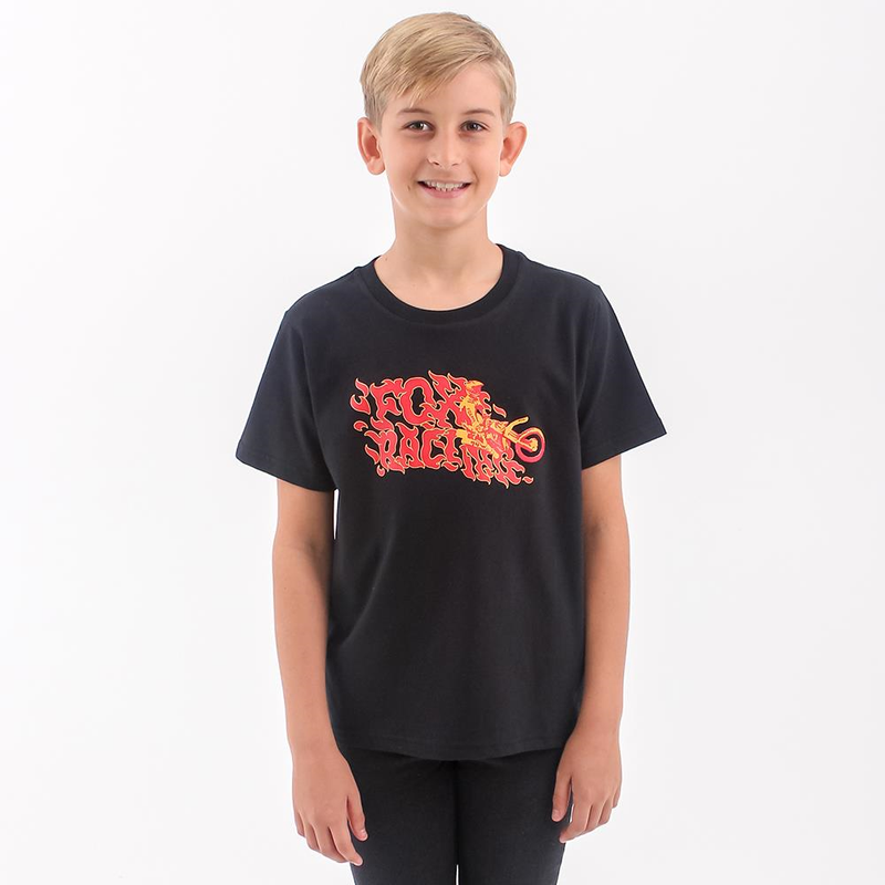 Burnout Boys Ss Tee