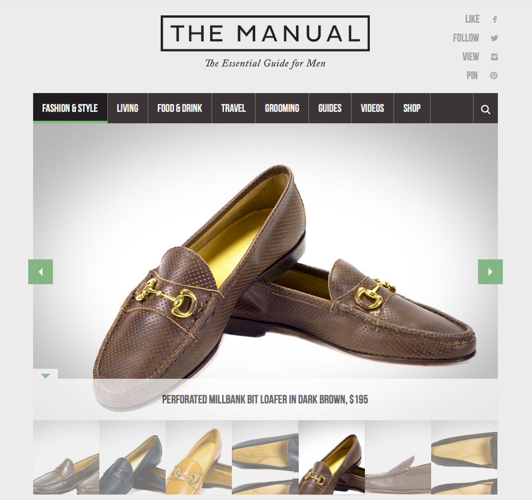 b92271f7302f The Manual  For Luxury Loafers Without The Luxury Price