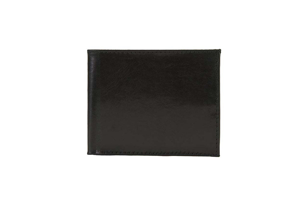 Calf Leather Bifold Wallet
