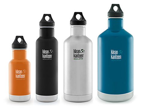 Klean Kanteen Insulated Range