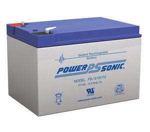 Power Sonic 12V 12Amp SLA Battery - BNR Industrial