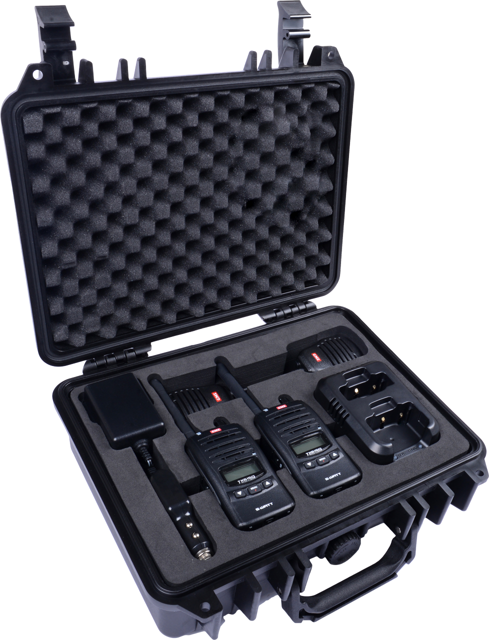 GME TX6155TP 5W IP67 UHF CB COMM-KIT Twin Pack - BNR Industrial - 2