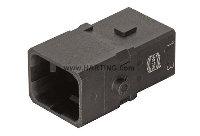 HARTING HARTING Han® 1A Insert 3+PE Shielded Crimp - BNR Industrial