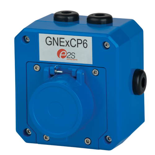E2S E2S GNExCP6A/B Manual Call Points - BNR Industrial