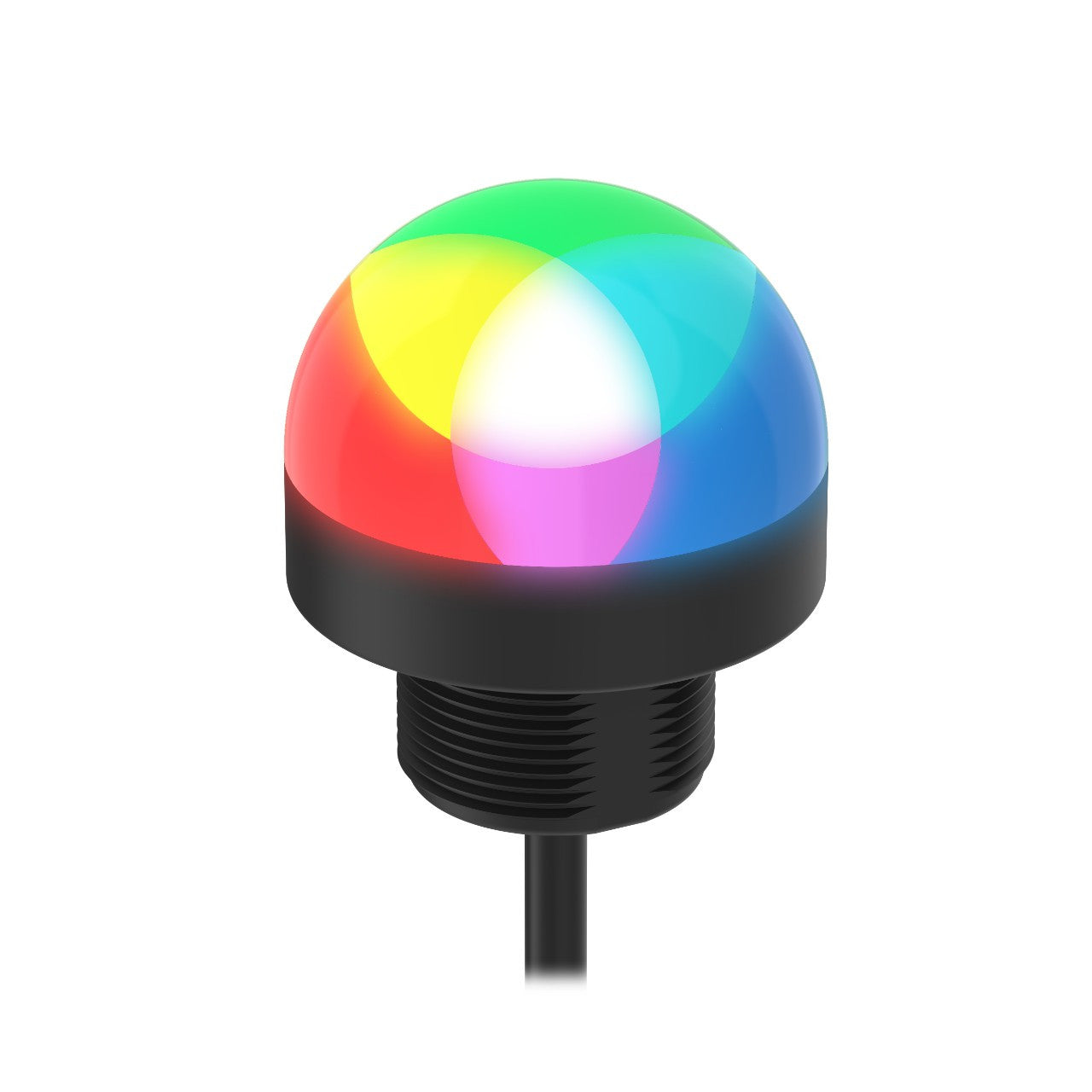 Banner BANNER K50L2 Series Multicolor RGB Indicator Lights - BNR Industrial