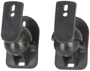 Adjustable Tilt and Swivel Speaker Wall Bracket Pair - BNR Industrial
