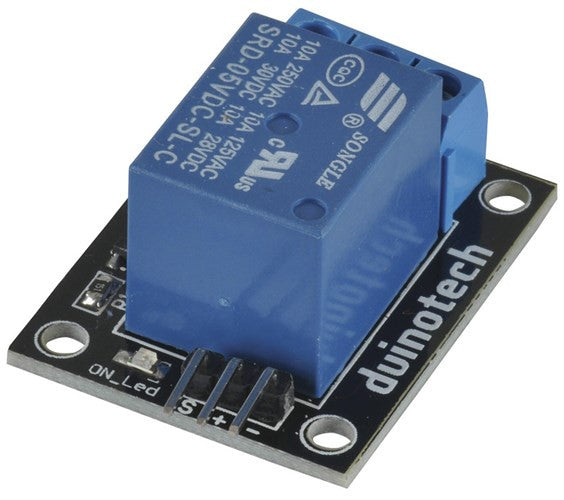 Arduino Compatible 5V Relay Board - BNR Industrial