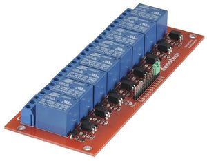 Arduino Compatible 8 Channel Relay Board - BNR Industrial