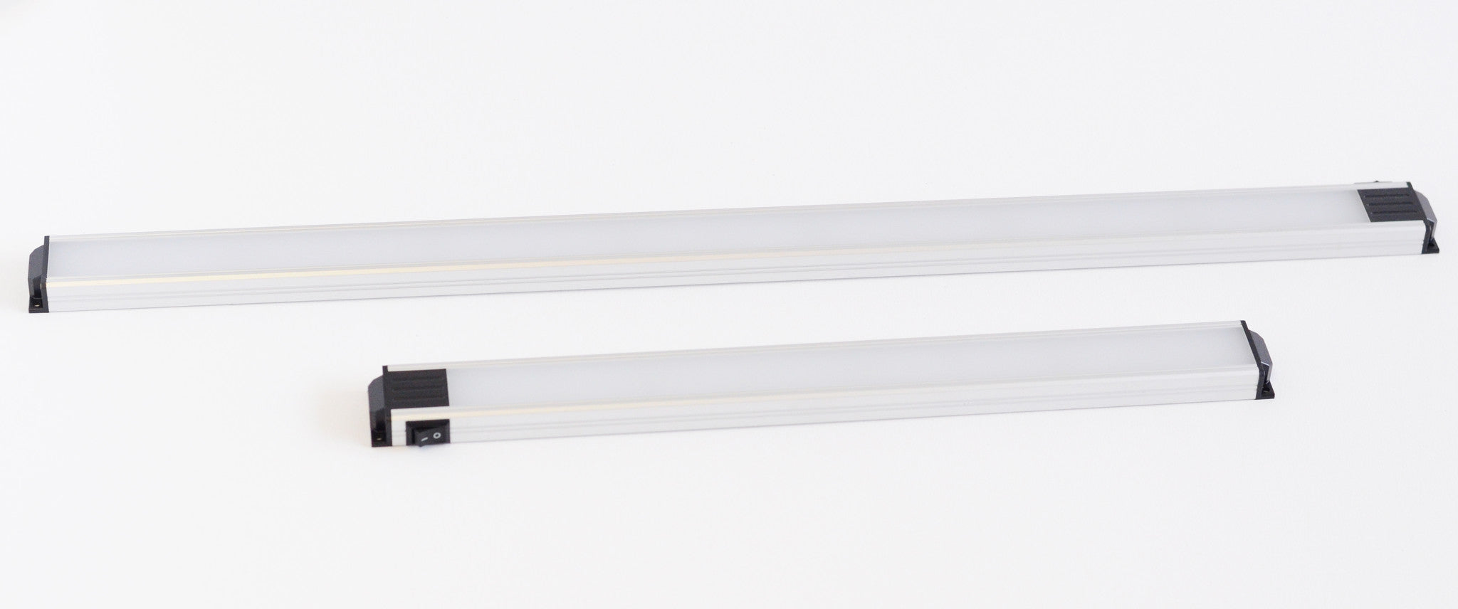 12VDC Aluminium LED Strips with Switch - BNR Industrial