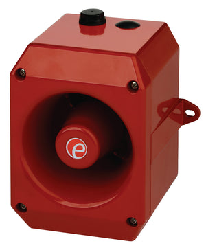 E2S D112 Robust IP66 Metal Sounder - BNR Industrial