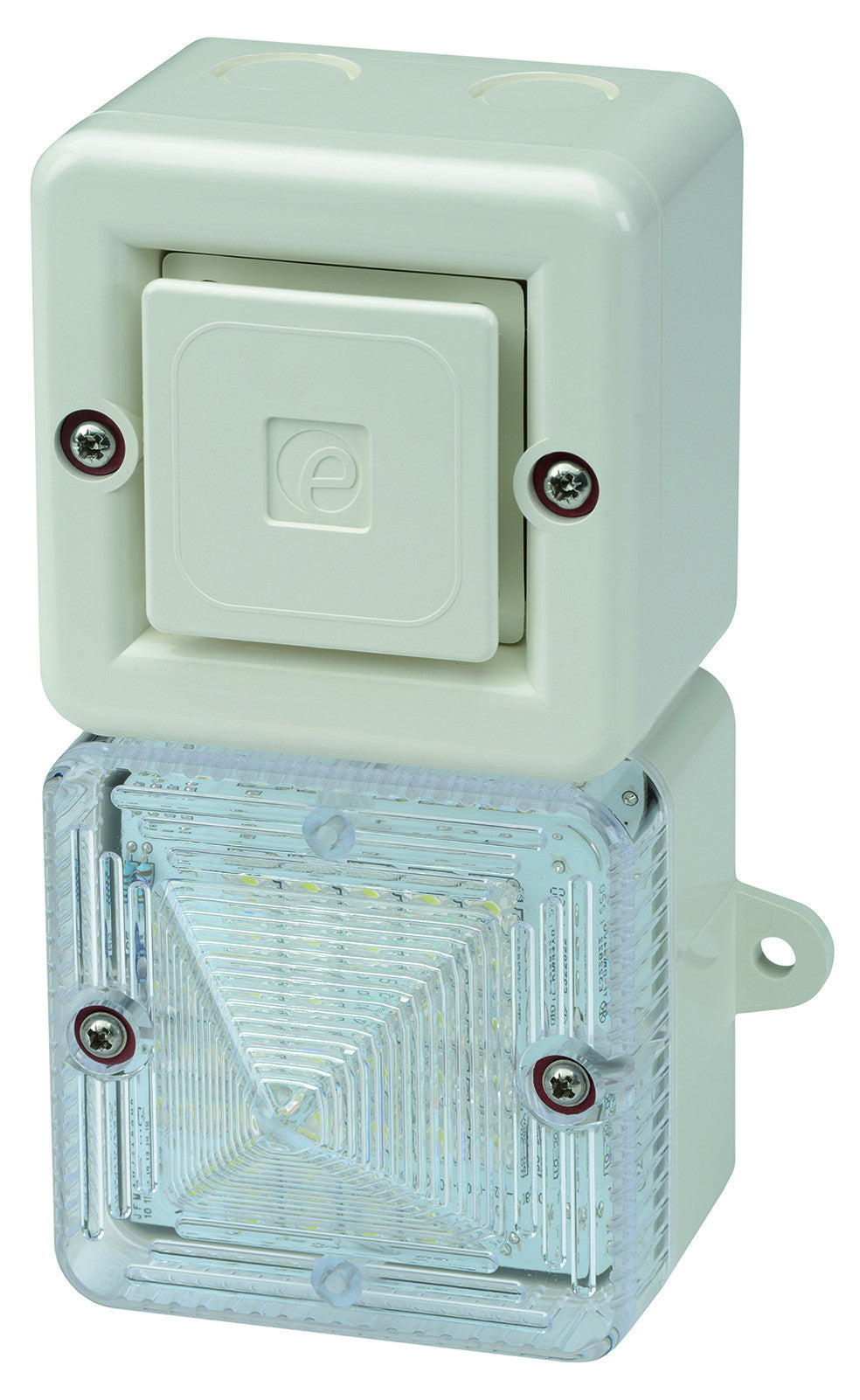 E2S SONFL1H Sounder with LED Beacon - BNR Industrial
