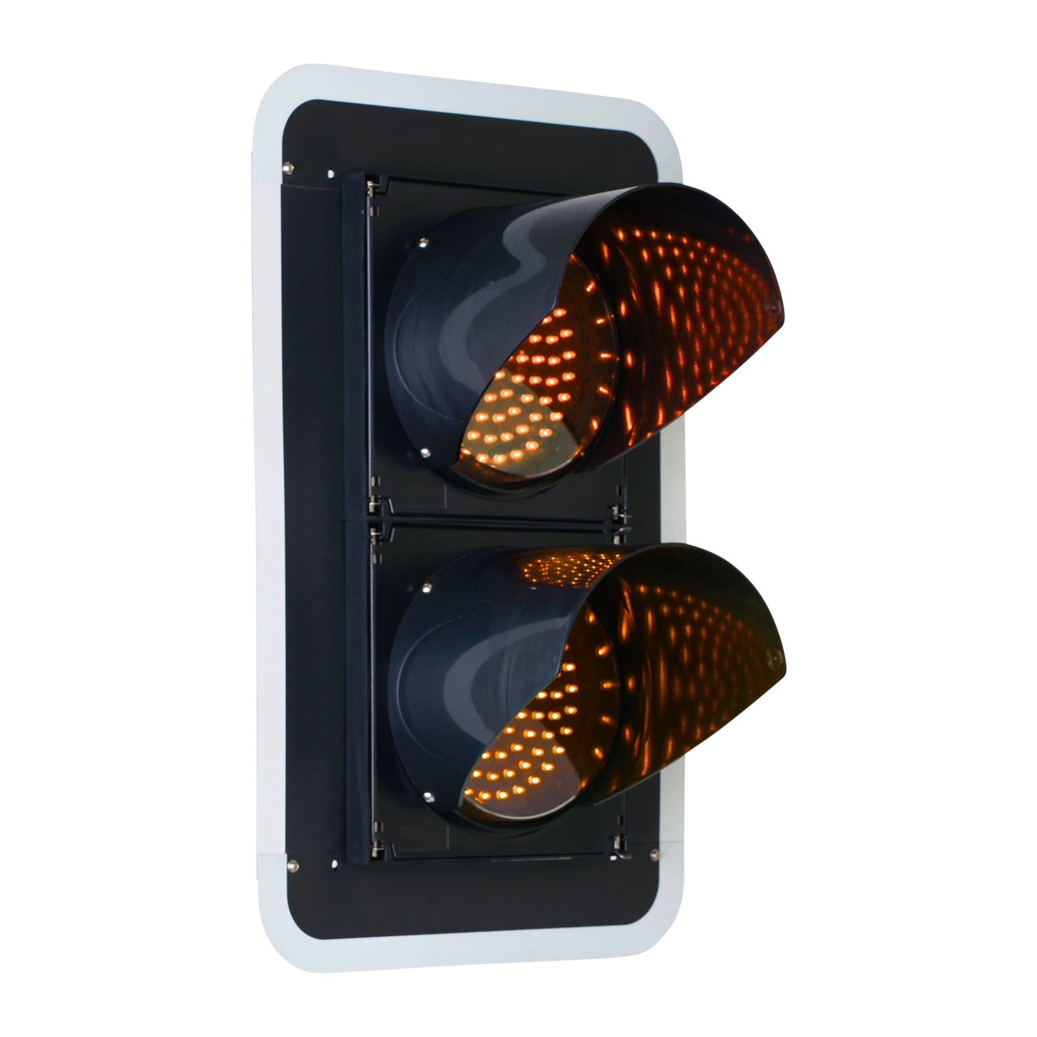 Pedestrian Crossing Wig-Wag Traffic Light Kit