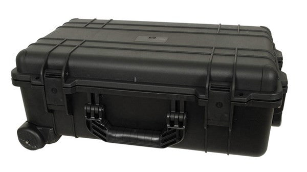ABS Instrument Rolling Case with Purge Valve MPV8 - BNR Industrial