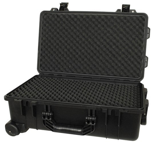 Duratech ABS Instrument Rolling Case with Purge Valve MPV8 - BNR Industrial