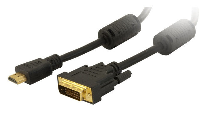 Pro2 HDMI to DVI-D Lead - BNR Industrial