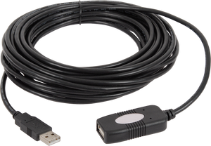 20m USB2.0 Active USB Extension Lead - BNR Industrial
