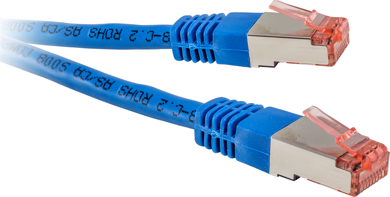 Pro.2 Pro2 CAT6A UTP RJ45 Shielded Patch Leads - BNR Industrial