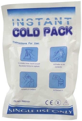 Single Use Instant Cold Pack - BNR Industrial
