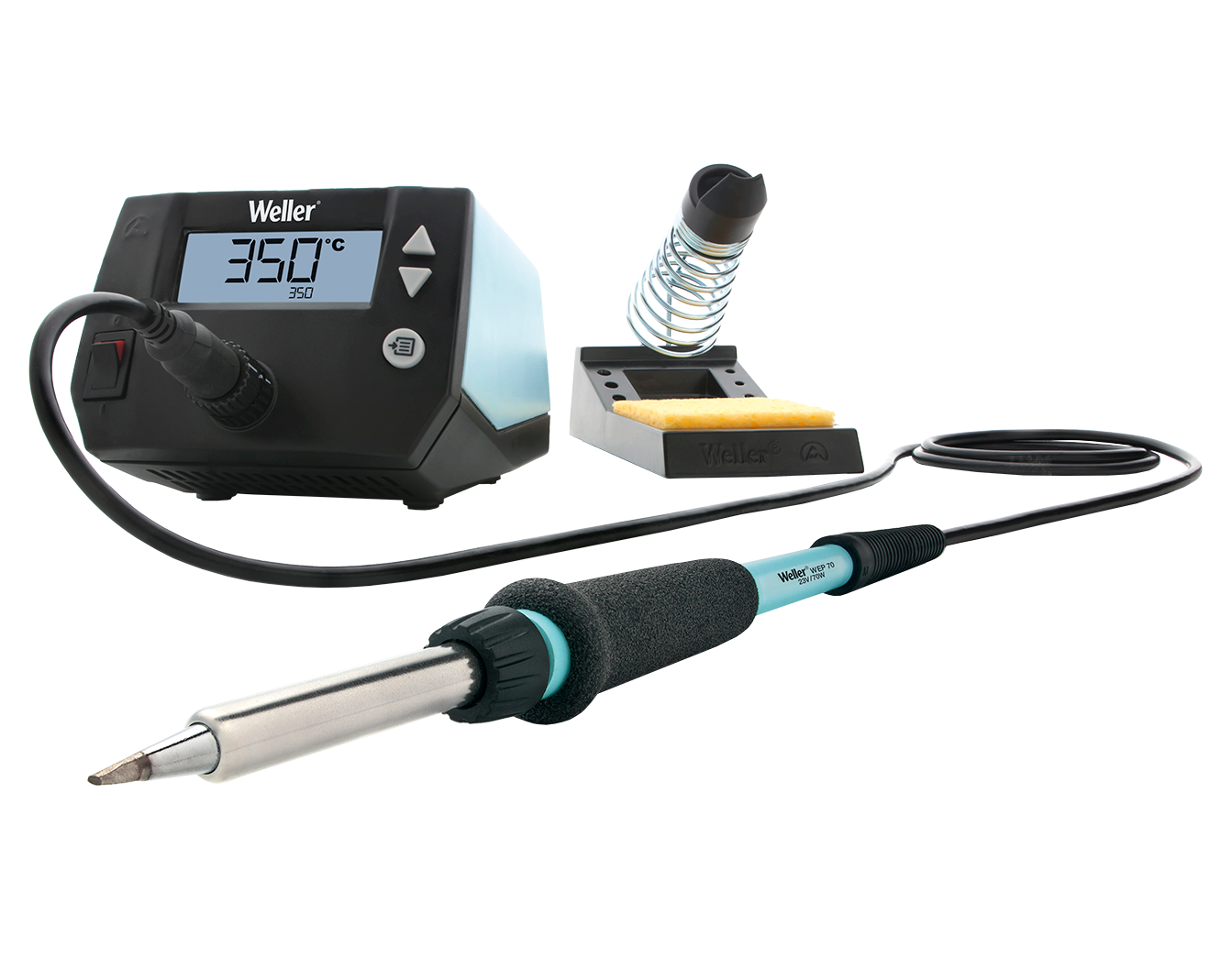 Weller Weller WE1010 70W Digital Soldering Station - BNR Industrial