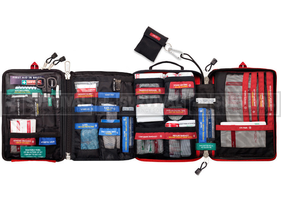 Survival Emergency Solutions Home First Aid Kit