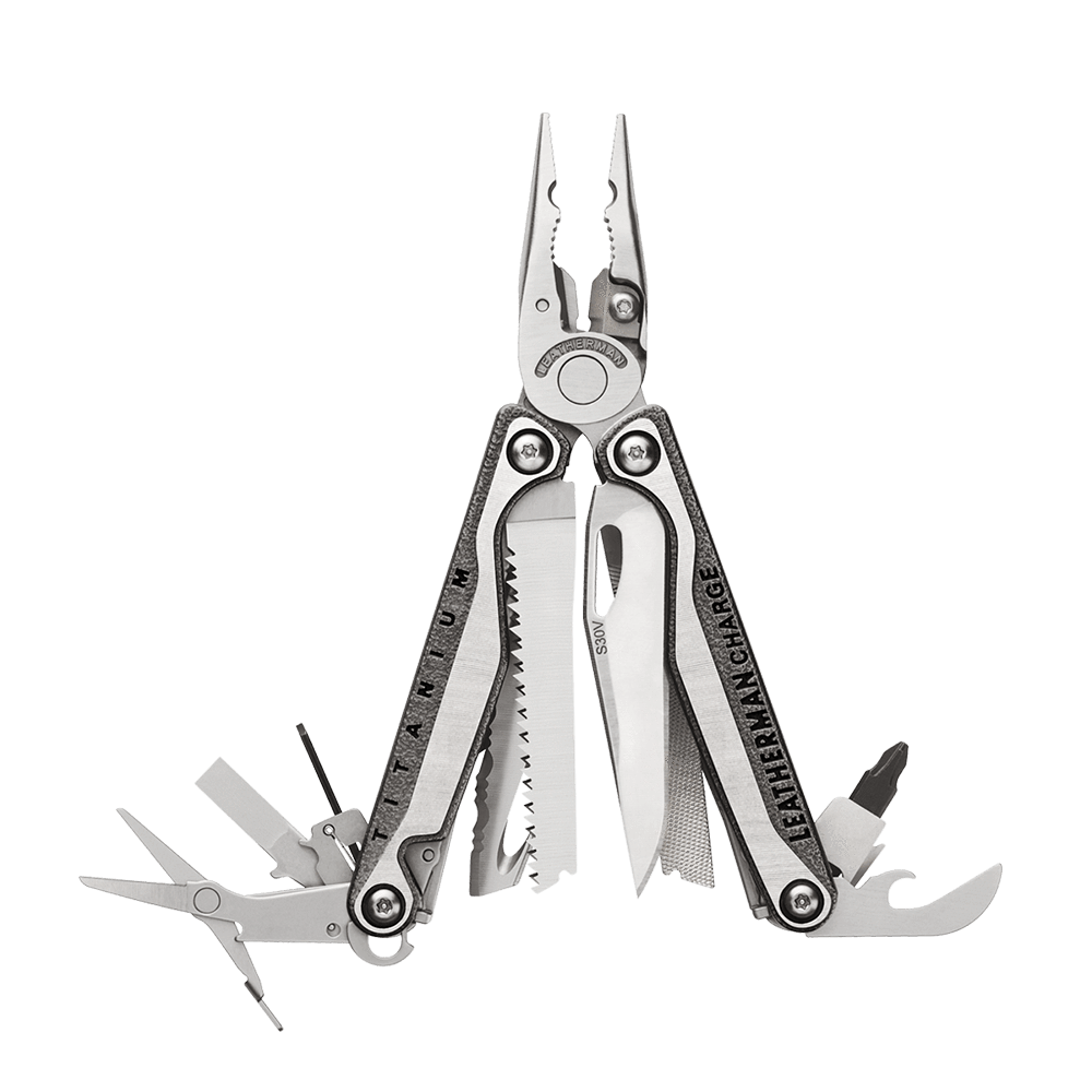 Leatherman Charge + TTi