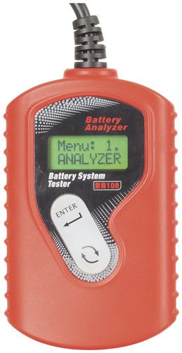 BNR 6-30VDC Lead Acid Battery Tester - BNR Industrial