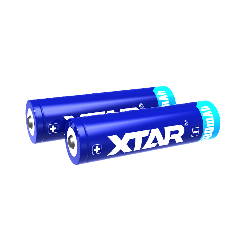 XTAR XTAR 18650 3.6V 3500mAh Lithium Ion Battery - BNR Industrial