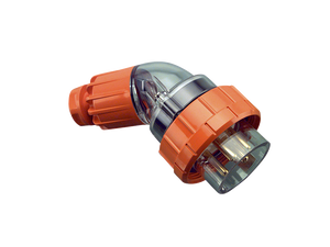 CLIPSAL 56PA450 Angled Plug Top 50A 4 Round Pin - BNR Industrial