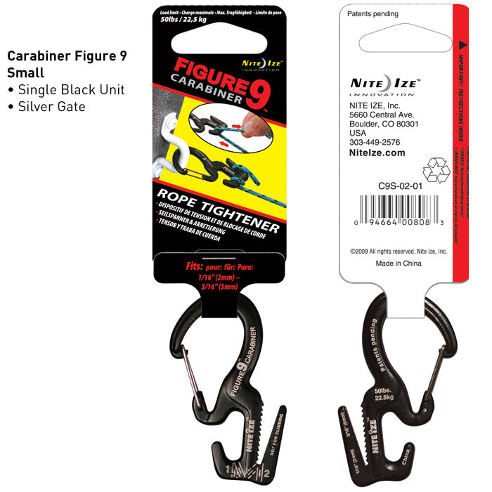 Figure 9 Carabiner Small - BNR Industrial