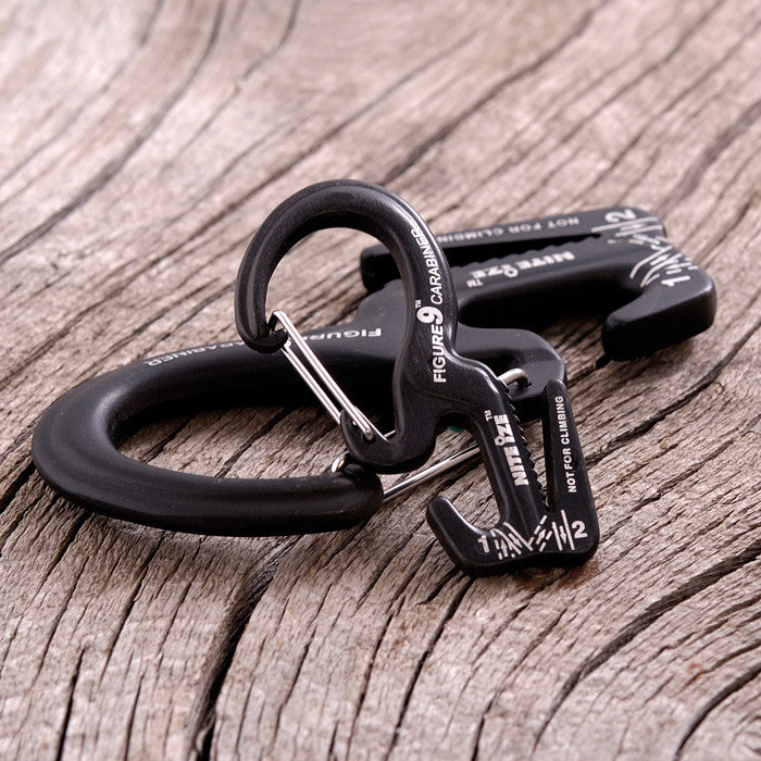 Nite Ize Innovation Figure 9 Carabiner Small - BNR Industrial