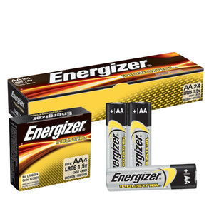Energizer Industrial AA Battery Alkaline - 24 Pack - BNR Industrial