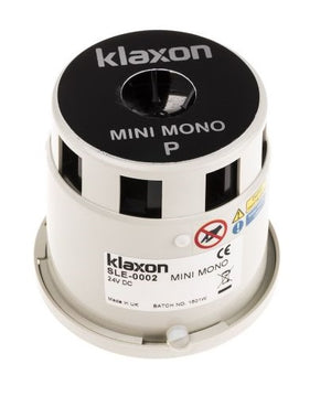 Klaxon Mini Mono P Motorised Siren