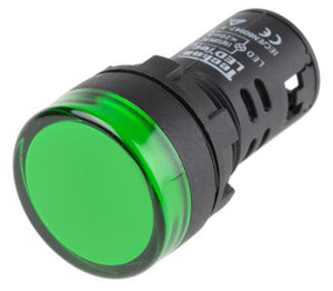 22mm IP65 LED Pilot Light Indicators