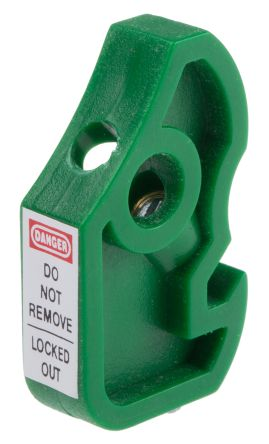 RS Pro Miniature Circuit Breaker Lockout Device - BNR Industrial