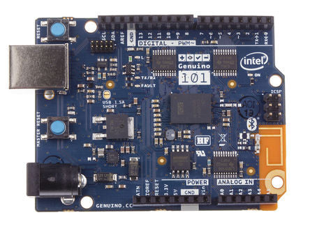 Genuino 101 board powered by Intel - BNR Industrial