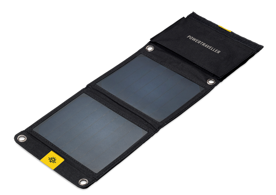 POWERTRAVELLER POWERTRAVELLER FALCON 7 Foldable Solar Panel - BNR Industrial